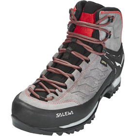 SALEWA MTN Trainer Mid GTX Shoes Herren charcoal/papavero